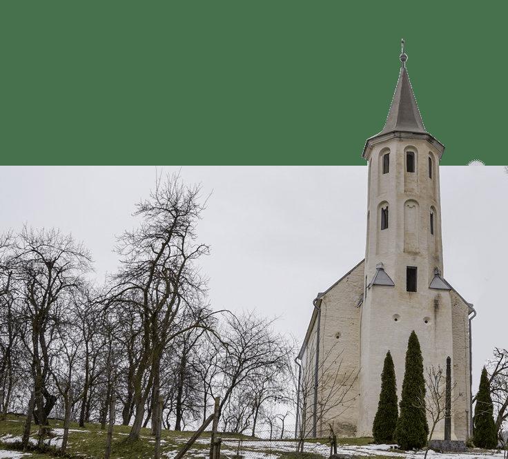 Biserica de Piatră din Vileacu-Şimleului Măeriște