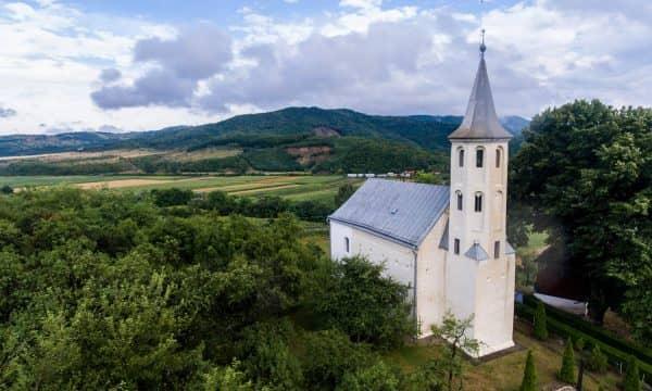 Biserica de Piatră din Uileacu Şimleului